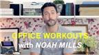 Tập gym tại văn phòng để có thân hình tuyệt đẹp