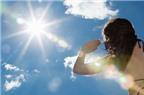 Bất ngờ về tác dụng của ánh nắng mặt trời