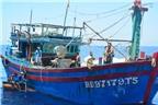 Cứu thành công 12 thuyền viên gặp nạn trên biển