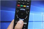 Cách đánh dấu trang web yêu thích trên Smart tivi Sony
