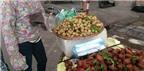 Đặc sản Việt lép vế trước  trái cây ngoại