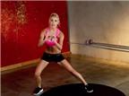 10 phút đốt mỡ đùi và bắp chân hiệu quả cho chân thon