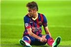 Neymar mắc bệnh quai bị, lỡ hẹn với Siêu cúp