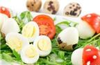 Trứng chim cút - thuốc quý chữa bách bệnh