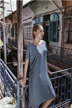 Minh Triệu gợi ý mặc đẹp cùng váy lụa