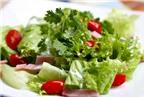 Cách chế biến thực phẩm bảo toàn dưỡng chất