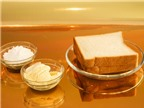 Nhâm nhi bánh mì kẹp kem chiên ngon mê mẩn