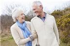 20 phút đi bộ mỗi ngày cải thiện chứng suy tim