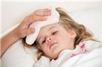 Dùng thuốc hạ sốt tại nhà cho trẻ đúng cách