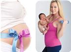 Giảm cân sau sinh hiệu quả nhờ 6 cách đơn giản