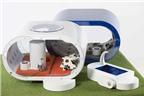 Soi ngôi nhà thông minh siêu sang dành cho chó của Samsung