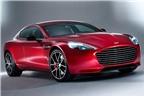 Xe điện Aston Martin Rapide được trang bị động cơ 800 mã lực