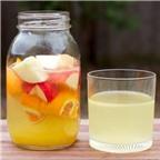 Công thức detox từ táo giúp giảm cân nhanh, an toàn