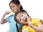 Để trẻ thích đánh răng
