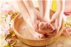 Mẹo hay giúp bạn sở hữu đôi chân trắng hồng và không còn mùi hôi