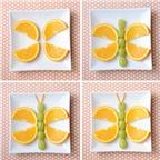 Ba cách trang trí món ăn hình con vật siêu đơn giản