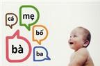 Trẻ biết nói sớm dễ thành công và có địa vị cao khi trưởng thành