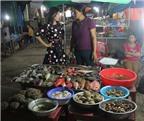 Những món nướng hấp dẫn trên đảo Lý Sơn