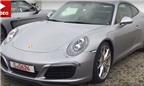 Porsche 911 2016 lộ diện đầy đủ trước ống kính máy quay