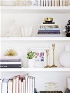 5 cách lưu trữ đồ cho nhà nhỏ