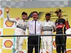 Belgium GP: Chiến thắng cách biệt