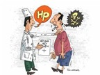 Nhiễm vi khuẩn H.P có thể mắc bệnh gì?