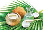 Tác dụng đa dạng của dầu dừa với sức khỏe