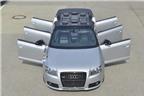'Xế khủng' Audi mui trần 6 cửa