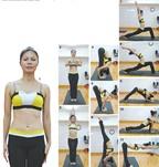 Yoga giảm mệt mỏi, phòng tránh bệnh tật