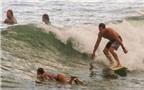 Cười té ghế với những bức ảnh vô cùng độc đáo trên bãi biển