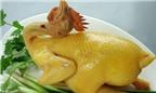 Bí quyết luộc gà cúng vàng ngon đẹp mắt