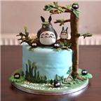 Gợi ý 20 mẫu bánh sinh nhật dành cho fan của Totoro