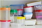Dùng đồ nhựa - coi chừng gan nhiễm mỡ