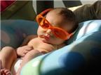 Mẹ đã biết tắm nắng cho trẻ sơ sinh đúng cách?