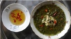 Canh chua rau sắn cá lóc của người Cao Lan