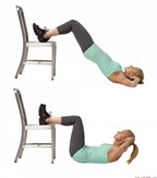 Bài tập 10 phút giúp bạn giảm béo hiệu quả mà không lo lên cơ