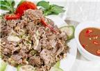 Đa dạng các món ăn chữa bệnh với thịt dê