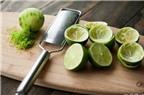 Cách làm tinh dầu vỏ chanh trị nám và dưỡng trắng da hoàn hảo tại nhà