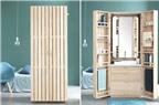 Phòng tắm thu gọn nhờ chiếc hộp thông minh