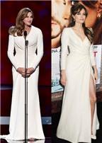Bố dượng Kim học tập phong cách của Angelina Jolie