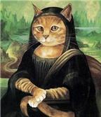 [Photo] Khi mèo trở thành nhân vật chính trong các bức họa nổi tiếng