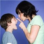 8 cách kiềm chế cơn giận của trẻ
