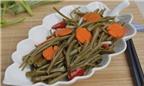 Bí quyết làm rau muống ngâm chua ăn giải ngán