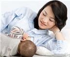 Cai sữa cho bé mẹ bị căng sữa phải làm sao?