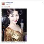 Hòa Minzy khiến fan thích thú với phong cách quý phái