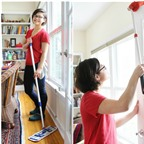 Bí quyết làm việc nhà của 'siêu nhân dọn dẹp' Anda Tanaka