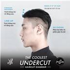 Cách cắt và tạo kiểu những mẫu tóc undercut đang thịnh hành nhất
