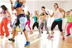 Bài tập nhảy zumba giảm cân cho người mới bắt đầu