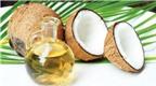 Bí quyết giảm cân bằng dầu dừa