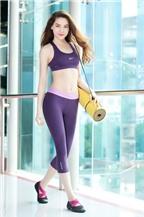 Cách chọn quần áo tập gym sành điệu mà vẫn thoái mái